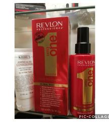Kiehls & Revlon