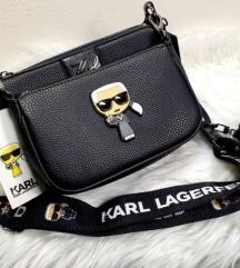 Karl Lagerfeld 3in1 Pochette torba