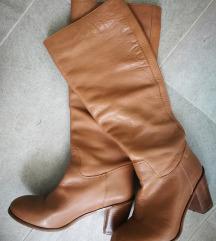 Kožne čizme stil '70