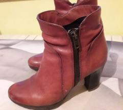 Čizme kožne
