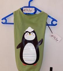 Pingvin - majica za pse
