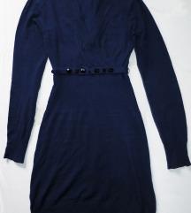 Motivi tamnoplava haljina - SNIŽENO!