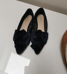 Barsunasto plave cipele
