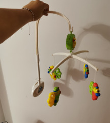 Vrtuljak za kinderbet