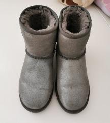 Emu Australia čizme - srebrne