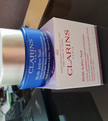 Clarins Multi Active Night krema