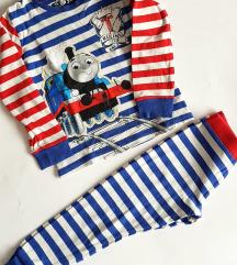 M&S  Tomas&Friends pidžama vel 110( 4-5 god)