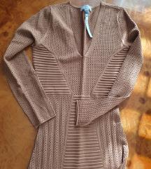 Asos smeđa haljina (novo)