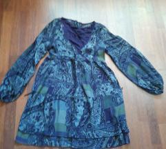 Ljubičasta haljina