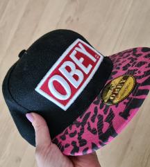 Kapa OBEY - putni trosak u cijeni