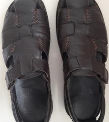 Muške kožne sandale 44