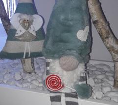 Božićni patuljci ( gnomovi srećonoše)