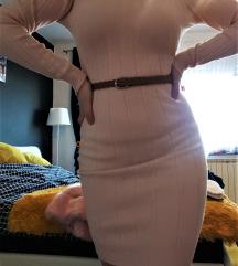 Roza haljina,vel.S
