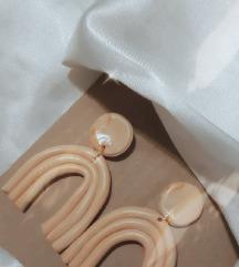 Naušnice handmade