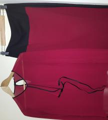 Fracomina suknja i košulja