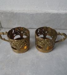 Vintage držači čaša ili šalica
