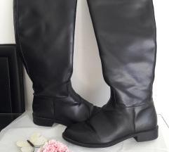 Crne visoke čizme 39 UKLJ PT