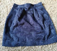 H&m nova suknja s 3D uzorkom