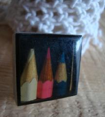 Podesiv prsten - vesele olovke
