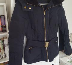 Zara jakna sa perjem S/M