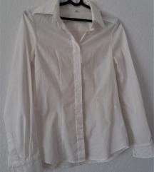 2 nove poslovne bijele košulje