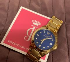 Juicy Couture sat zlatni ORIGINAL plus poklon sat