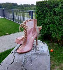 Roberto roze sandale, veličina 37