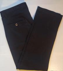 Zara muške crne hlače 40