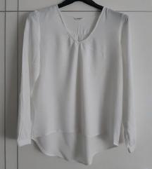 Bijela poslovna bluza