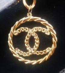 Chanel remen-ogrlica