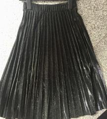 Nova plisirana suknja