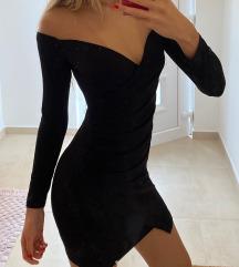 Guess mini crna haljina SNIZENO 200