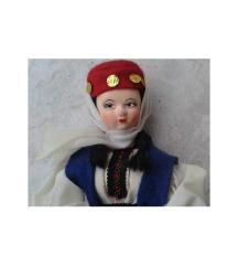 Ukrasna lutka - 'bosanka'
