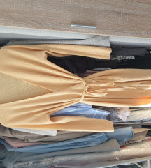 H&M vesta/haljina