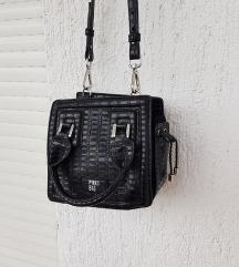 PINKO original crna torba