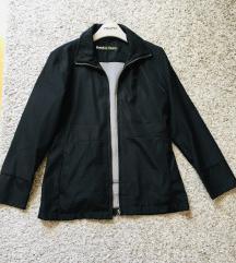 Crna jakna šuškavac vel S