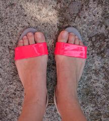 H&M neon sandale
