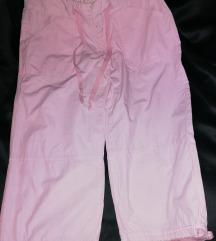 Pimkie roze 3/4 hlače