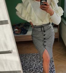 Lot H&M suknja i pulover