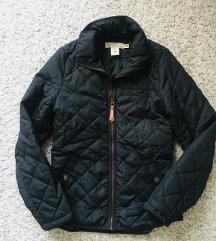 H&M proljetna crna puffer tanja jakna vel XS - 34