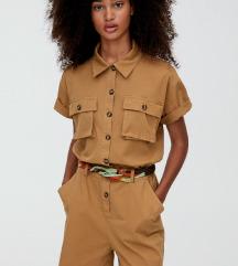Pull&Bear safari kombinezon s etiketom