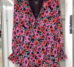 H&M haljinica sa cvjetnim uzorkom