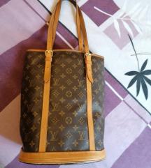 Louis Vuitton monogram bucket bag gm ORIGINAL