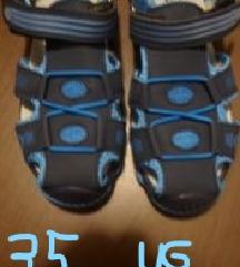 Nove sandale br 35, ug 21 cm (za jace noge)