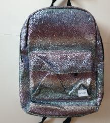 Spiral ruksak sa šljokicama (full coverage)