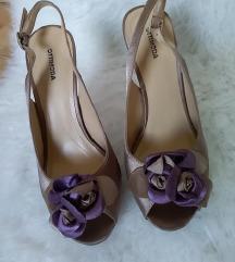 satenske svečane cipelice