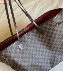 Louis Vuitton Neverfull I Pochette GM ORIGINAL