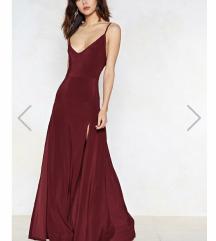 Duga svečana haljina - nova