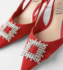 Nove Zara cipele - prava koža