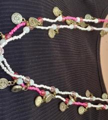 Dugačka ogrlica